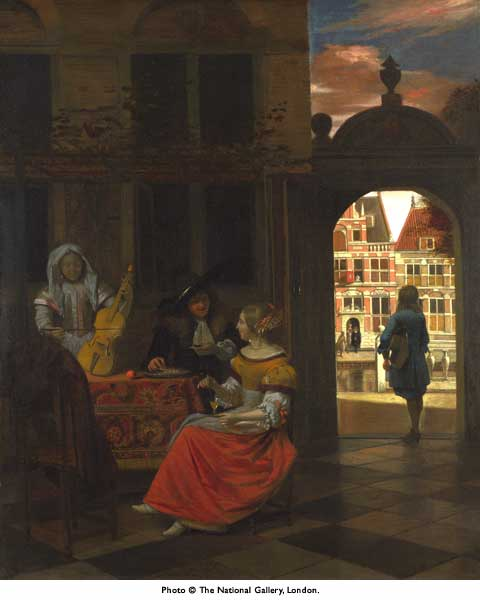 a-musical-party-in-a-courtyard-1677