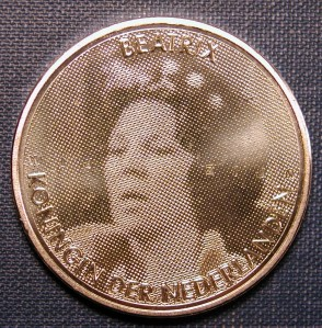2005 Netherlands 10 Euro Beatrix ...just one of Tiffany's many fine coins