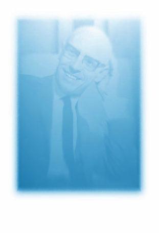 foucault blue