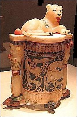 Lioness_Bast_cosmetic_jar_83d40m_tut_burial_artifact